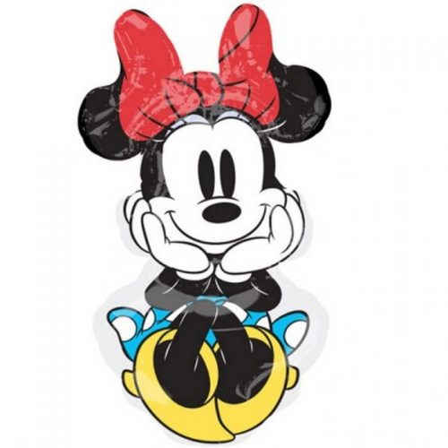 balon-folie-minifigurina-minnie-rock-the-dots-amscan-33124